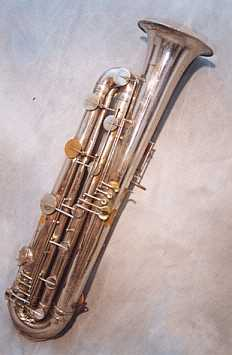 sarrusofono contrabasso Cazzani