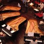 four piano