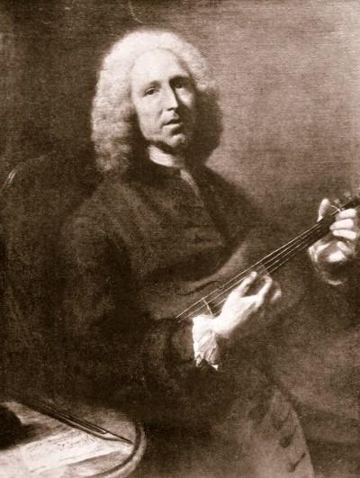Jean-Philippe Rameau - L'Impatience . Orphée . Troisième Concert Des