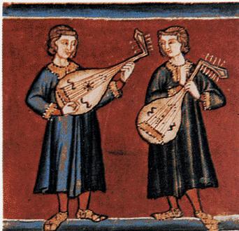 Risultati immagini per musica medioevo