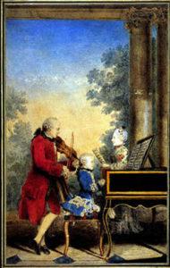 Mozart Wolfgang e Leopold
