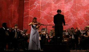 violino e orchestra