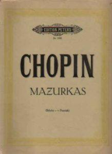 chopinmazurkas