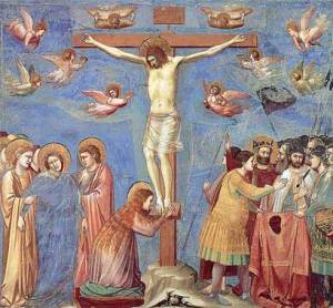giotto crocifissione