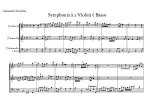 sinfonia a tre stradella